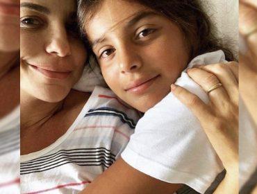 Ivete Sangalo conta detalhes da relação com o filho mais velho, Marcelo e promete novas músicas aos fãs
