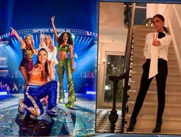 Victoria Beckham faturou R$ 7 milhões com a turnê das Spice Girls… e nem precisou participar. Oi?