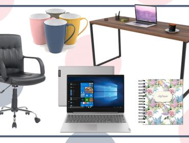 Em época de home office, como preparar o ambiente para trabalhar em casa? Dá uma espiada nessas dicas
