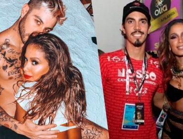A quarentena não acabou…mas o segundo namoro de Anitta neste ano sim. Relembre o histórico!