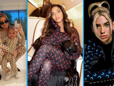 Certa estampa está dominando o guarda-roupa das famosas e já virou objeto de desejo dos fashionistas. Vem ver!