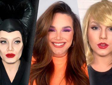 """De Malévola a Taylor Swift… Letícia Gomes quebrou a internet com suas transformações: """"Se a gente pode ser plural, por que não?"""""""