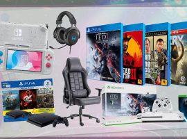 Para os fãs de games, Glamurama indica os melhores acessórios e ainda um quiz para saber qual tipo de gamer você é!