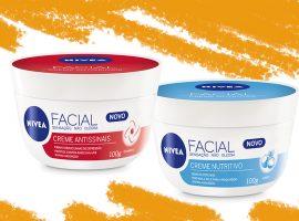 Nivea tem uma linha completa de produtos faciais para caprichar no skincare. Confira!