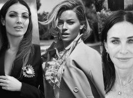 Além de jogar luz no feminismo, #DesafioAceito rendeu cliques incríveis de famosas em preto e branco. Confira a seleção do Glamurama!
