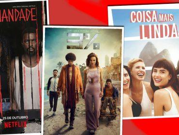 É fã de produções brasileiras? Glamurama desbravou as séries nacionais disponíveis na Netflix. Vem!