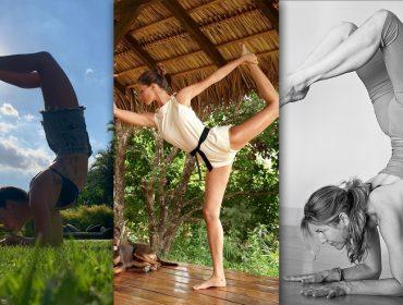 Yoga é atividade queridinha de celebs e Glamurama ensina o passo a passo como começar essa prática