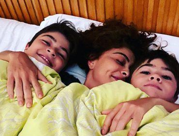 """Juliana Paes confessa que surtou com os filhos na quarentena: """"Aí, amor, eu dei um berro, %$#$!"""""""