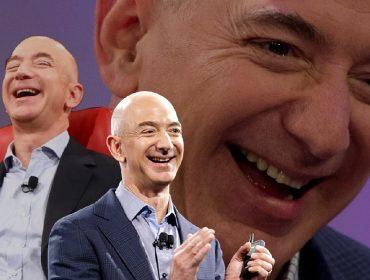 Rindo à toa: fortuna de Jeff Bezos bate novo recorde em plena pandemia e chega a R$ 918,6 bilhões