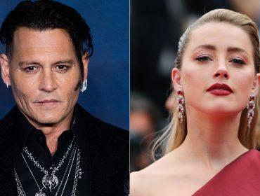 Johnny Depp teria agredido Amber Heard com tapa no rosto porque a atriz 'zoou' uma tatuagem dele