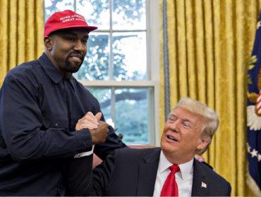 Kanye West rompe com Trump e confirma que pretende entrar na disputa pela Casa Branca