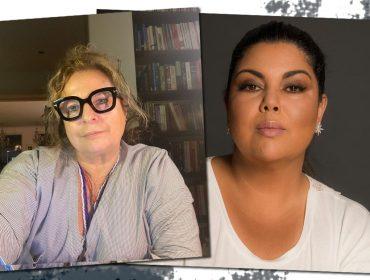 Papo imperdível nesta quarta-feira, 17h, no @glamurama: Joyce Pascowitch e a atriz Fabiana Karla. Vem!