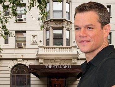 Para garantir tranquilidade em mudança, Matt Damon manda fechar rua inteira de NY