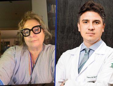 Joyce Pascowitch conversa com o neurologista Fabiano Moulin, nesta sexta, às 17h. Papo necessário sobre a vida pós pandemia