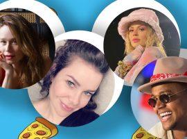 Mangia che te fa bene! Famosos celebram o Dia da Pizza e revelam o sabor preferido e as lembranças com o clássico italiano