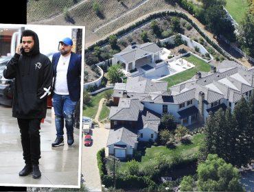 The Weeknd não quer ser mais vizinho de Kylie Jenner e coloca sua casa à venda por R$ 134 milhões