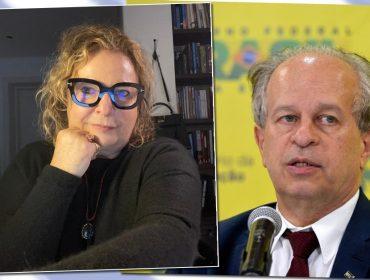 Vamos filosofar? Joyce Pascowitch recebe Renato Janine Ribeiro em live nesta segunda, às 17h