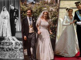 Ao contrário de Beatrice, noivas da realeza gastam e muito com seus vestidos de casamento. Glamurama lista os sete mais caros da história