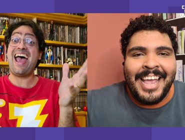 Paulo Vieira e Fernando Caruso estreiam 'Cada um no seu Quadrado', exclusivo Globoplay. Ao papo!