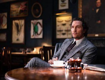 """Prestes a estrear mais um longa, Matthew McConaughey fala de quarentena e manda recado aos brasileiros:""""Cuidem de suas famílias"""""""