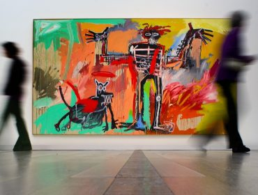 Bilionário americano empresta quadro de Basquiat avaliado em R$ 527 milhões para museu de Chicago