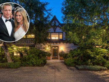 Último endereço do ex-casal Jen Aniston e Brad Pitt é vendido por R$ 176,6 milhões. Conheça o château!