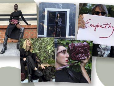Celebs estrelam nova campanha da Valentino com fotos tiradas em suas casas. O resultado?