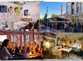 O novo hype da gastronomia parisiense oferece experiências imersivas aos clientes