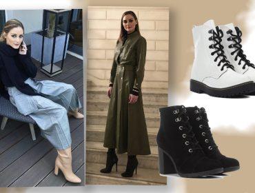 Botas dão um up em qualquer look e são indispensáveis no guarda-roupa de inverno