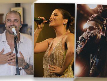 Diogo Nogueira, Maria Rita e Rael preparam repertório especial para agitar a 'Ford Brasil Ao Vivo'