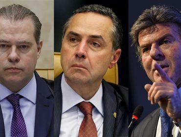Autoridades participam do lançamento do Anuário da Justiça Brasil 2020