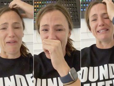 """Jennifer Garner faz depoimento emocionante sobre 'The Office': """"Aparentemente somos pessoas sensíveis"""""""