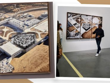 """JR inaugura exposição individual em Paris: """"Com este projeto quero fazer uma pergunta: 'um homem pode mudar?'"""""""