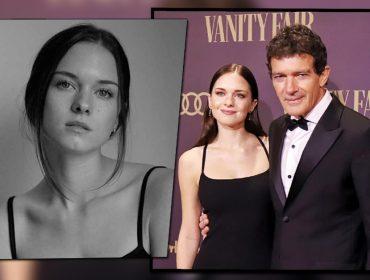 Stella del Carmen, filha única de Antonio Banderas, desiste de ser atriz e estreia como modelo