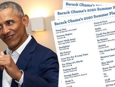 De Billie Eilish a Nina Simone, Barack Obama divulga sua tradicional playlist de verão