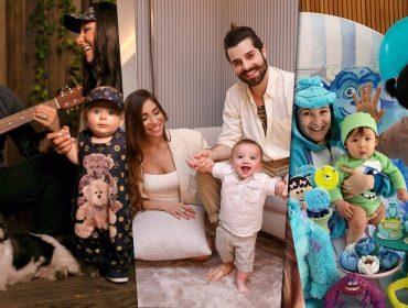 Bebês da quarentena vieram para alegrar esse ano tão difícil! Confira quem recebeu a visita da cegonha em 2020