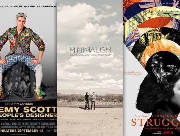 Glamurama indica as produções que estão no catálogo da Netflix para inspirar os designers de plantão