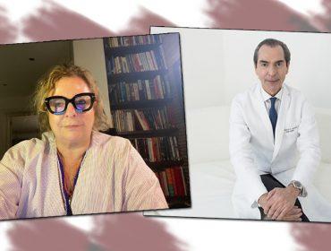 Nesta segunda-feira, Joyce Pascowitch conversa com o dermatologista Otávio Macedo sobre cuidados com a pele na quarentena