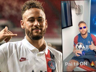 Neymar mita ao aparecer com óculos hit nos anos 90 e que ainda faz a cabeça dos brasileiros. Glamurama conta a história do item mais valorizado do dia