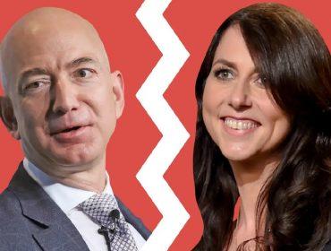 Divorciados mas ainda sócios, MacKenzie Scott e Jeff Bezos enriqueceram quase US$ 5 bi nas últimas 24h