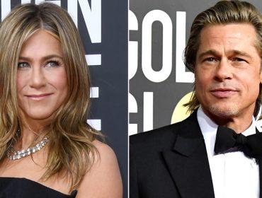 Jennifer Aniston e Brad Pitt vão trabalhar juntos pela primeira vez desde 2001 nessa quinta