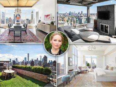 Jennifer Lawrence vende cobertura em NY com prejuízo de R$ 19 milhões. Adivinha o motivo?