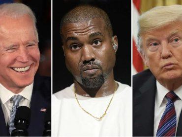 Candidato independente à presidência dos EUA, Kanye West aparecerá nas cédulas de pelo menos três estados de lá