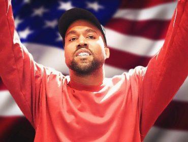 Não é brincadeira: amigos de Kanye West confirmam que o rapper quer mesmo ser presidente dos EUA