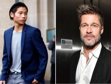 A quarentena pode estar reaproximando Maddox do pai, Brad Pitt… E quem está ajudando é Angelina Jolie!