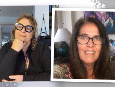 Martha Medeiros e Joyce Pascowitch se encontram em live no @glamurama, às 17h