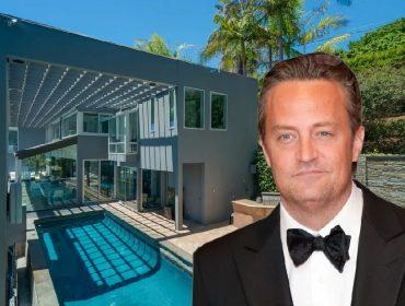 Matthew Perry coloca propriedade na praia de Malibu à venda por R$ 81,5 milhões