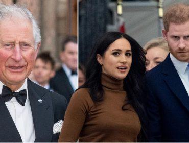Sem título real e sem trabalhos, Harry está vivendo graças à ajuda financeira do pai, o príncipe Charles