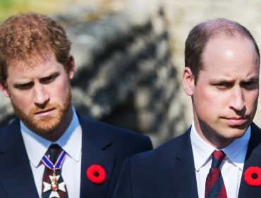 William e Harry ficaram sem se falar por dois meses depois do #Megxit, de acordo com livro
