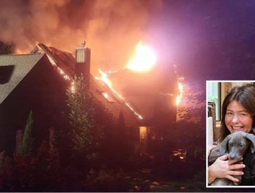 Rachael Ray, chef famosa nos EUA, tem casa destruída em incêndio de causa ainda desconhecida